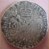 """Монета """"Талер Патагон"""" 1638 г."""