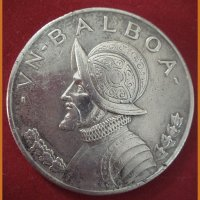 Монета De Panama 1934 год