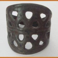 Перстень прорезной КР