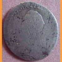 Монета Гривенник 1769 год