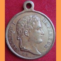 Жетон Napaleon I 1855 г.
