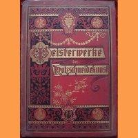 Книга, линогравюры 1882 г.