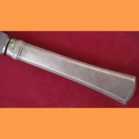 Набор 6 ножей, серебро 800 пробы