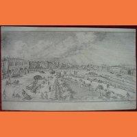 Рисунок Чернигов 1946 года Г.Й. Петраш