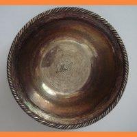 Мисочка серебро 800 пробы