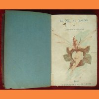 """Книга """"Le Nu au Salon De 1890"""""""