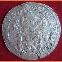 Монета Талер Левендалер Нидерланды 1651 года