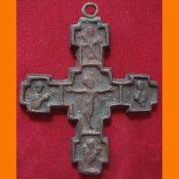 Крест медь