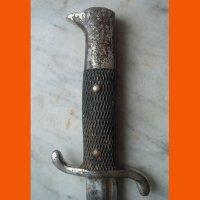 Нож парадный пожарника 1930 г. Германия