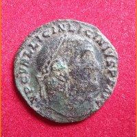 Монета Фоллис Лициниан Лициний I