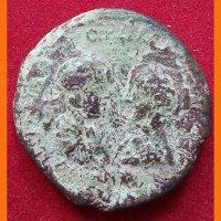 Монета Фракия Гордиан III и Серапис 238-244 гг. н.э