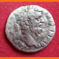 Монета Денарий Септимий Север