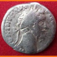 Денарий Антонин Пий 154 г.