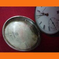 Часы карманные QTE TOBIAS серебро 84 пробы