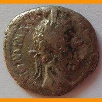 Денарий Коммода 177-192 г. н.э