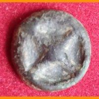 Монета Истрия колесико