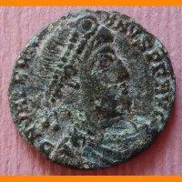 Монета Сисция Валентиниана I (364-375)