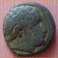 Монета Филиппа Македонского