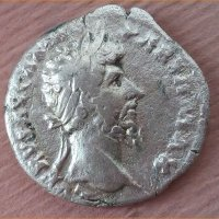 Денарий Луций Вер (161-169 гг.)