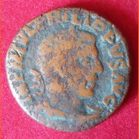Сестерций имп. Филиппом I