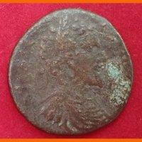 Монета Септимий Север