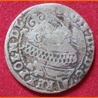 Монета Шостак 1627 года
