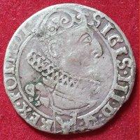 Монета Шостак 1626 года