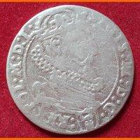 Монета Шостак 1615 года