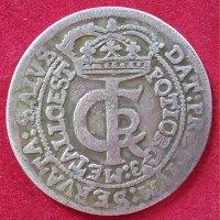Монета Тымф   1663 года