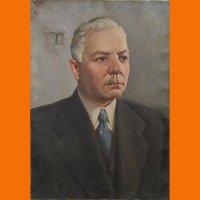 Портрет Ворошилова
