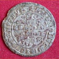 Монета 2 гроша 1656 г.