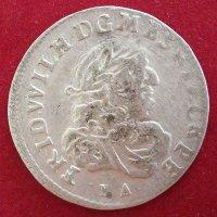 Монета 6 грошей 1686 года  Пруссия