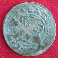 Монета Полугрош Александр Ягеллончик 1492-1506