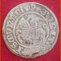 Монета Монета Полугрош 1519 г. Жигимонт Старый