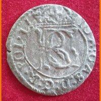 Солид Великое Княжество Литовское. Ян Казимир 1652 год