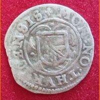 1 шиллинг ND (1639-1641) г. Цюрих