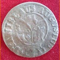 Монета 6 грош 1794 года Станислав Август (1764-1795)
