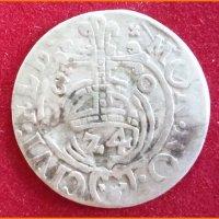 Полторак Швеция 1630 год