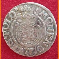 Монета Полторак 1626 года