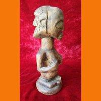 Статуэтка африканская женщина