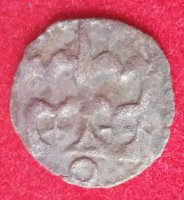 Монета Денарий Ян Ольбрахт (1492-1501)