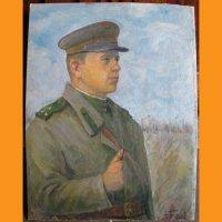 Старший лейтенант погранвойска КГБ