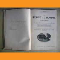 Земля и люди в изображениях J. FEVRE Франция 1913 год