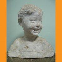 Скульптура Мальчик
