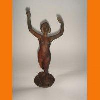 Скульптура  Девушка O. Opitz