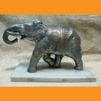 Слон скульптура