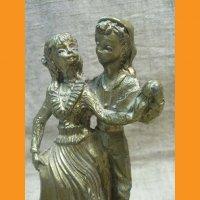 Дети скульптура
