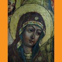 Деисус Икона