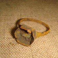 Перстень без камня.