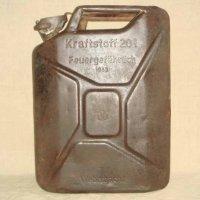 Канистра 20 литров Вермахт. 1943 г.
